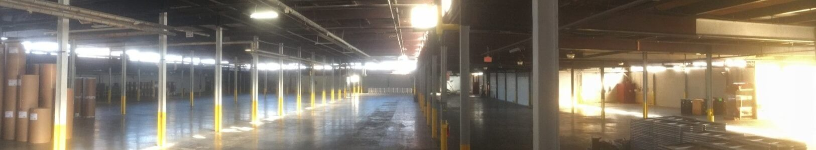 empty warehouse space albany ny